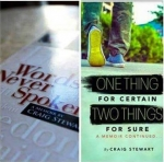 One Thing for Certain Two Things for Sure- C. Stewart
